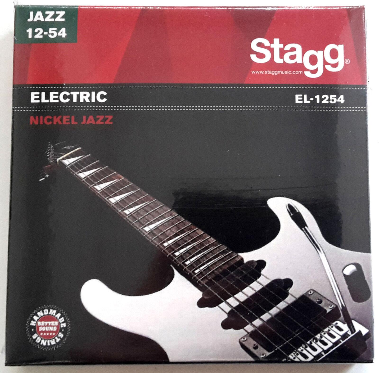 Satz Saiten E-Gitarre elektrische Gitarre 09-046 Seiten Stahl Nickel  EL0946