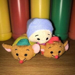 Disney-Tsum-Tsum-Plush-Cinderella-W-Tags