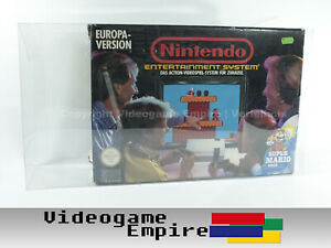 1x-Schutzhuelle-fuer-Nintendo-NES-OVP-Konsolen-Verpackung-Huelle-Karton-Small