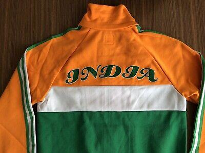 Analitico Adidas Originals Track Top India Rare Sz Xs Good Vintage Condition-mostra Il Titolo Originale Ineguale Nelle Prestazioni