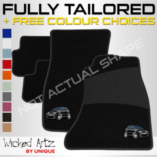 CUSTOMISE FREE Skoda Fabia Car Mats MK1 VRS 2000-2007 Fully Tailored