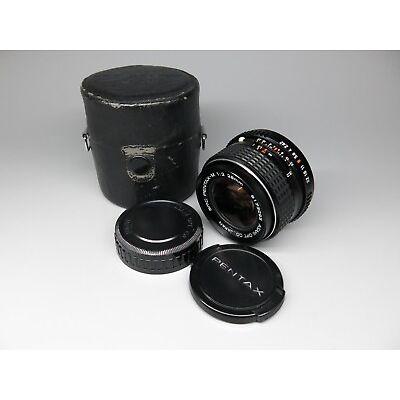 *Excellent* Asahi SMC Pentax M 28mm f2 for K Mount