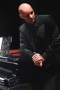 Original Ölgemälde Porträt Roman Trekel Maki Art Studio Berlin 2012 signiert