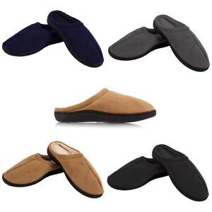Zapatillas-de-Andar-por-Casa-de-Gel-Pantuflas-Relax-Confort-para-Hombre