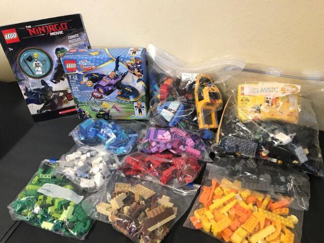 Fast Shipping MISC LEGO BULK LEGO Bulk 1 POUND OF LEGO Sealed!