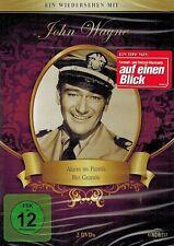DOPPEL-DVD - Ein Wiedersehen mit John Wayne - Alarm im Pazifik / Rio Grande