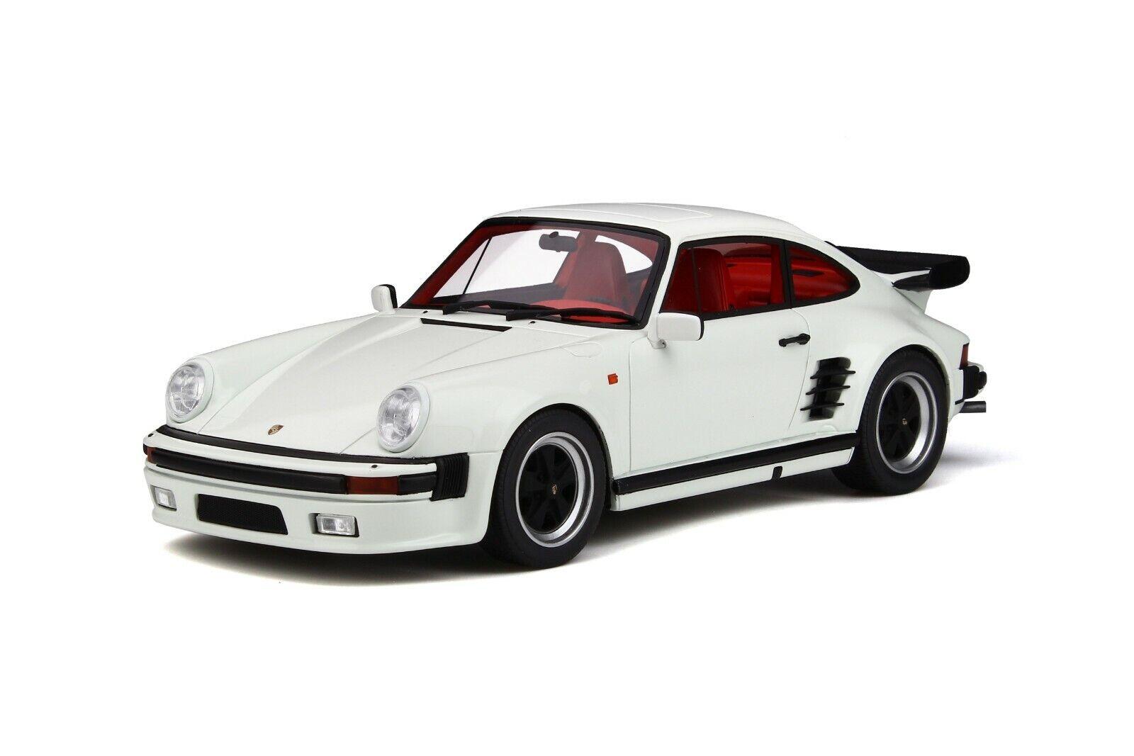 Porsche 911 Type 930 Turbo S Grand Prix Weiß 1975 GT Spirit GT786