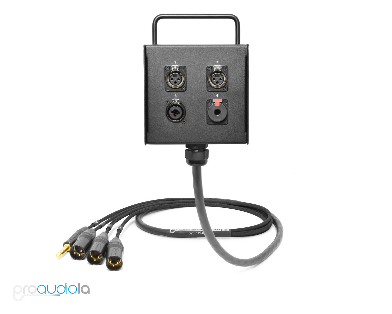 Tv, Video & Audio Ernst 10x 10 M Mikrofonkabel Gelb Xlr Dmx Adam Hall Mikrofon Kabel Neutrik Kompatibel