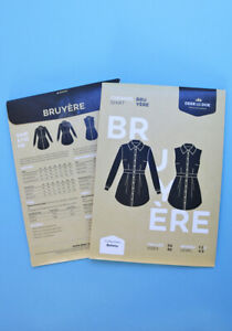 Deer-amp-Doe-Bruyere-Shirt-Pattern-Sizes-34-to-46-6-to-16-French-Designer