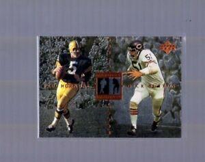 PAUL-HORNUNG-DICK-BUTKUS-1997-97-UPPER-DECK-LEGENDS-MARQUEE-MATCHUPS-MM17