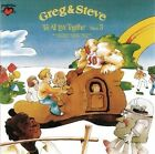 We All Live Together, Vol. 3 by Greg & Steve (CD, 1979, Young Heart)