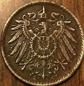 1915-GERMAN-5-PFENNIG
