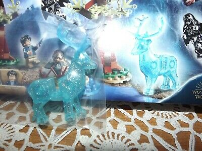 GENUINE NEW LEGO Patronus Blue Stag Harry Potter Expecto Patronum 75945