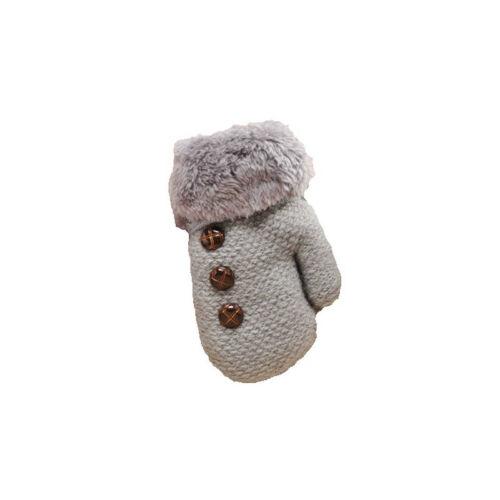 Baby Handschuhe Voll Finger Kleinkind Baumwolle Strick Winter Warme Kleinkinder