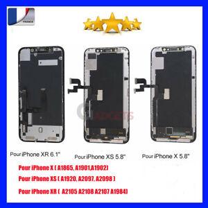 ECRAN-OLED-LCD-VITRE-TACTILE-SUR-CHASSIS-POUR-IPHONE-X-XR-XS-Reparation