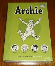 Archie Archives Volume 9 SEALED, Dark Horse Comics HC Archie #29-31 Pep # 65-66+