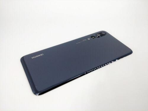 Nuovo Originale Huawei P20 Pro Custodia Cover Posteriore Alloggiamento Nero