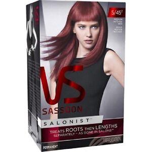 Vidal Soon Pro Series Hair Colour Image Gallery
