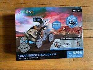 Sillbird STEM 12-in-1 Education Solar Robot Toys 190 ...