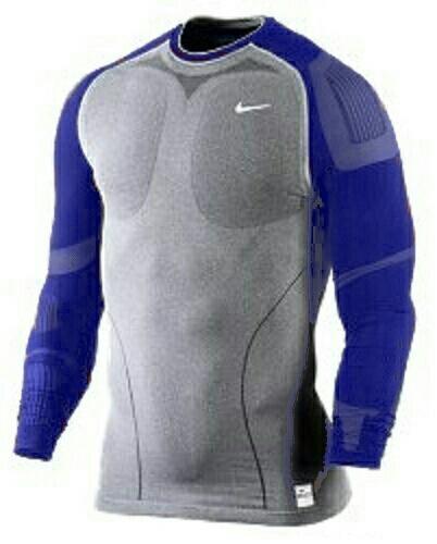 2xl base Drifit baseballblauw Compression Pro Nike Thermal Ls Mlb shirt layer aqvpRq