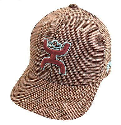 e7952590457 Kids Hooey Cactus Ropes Rust Plaid Cap Was - Last 1 for sale online ...