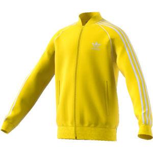 felpa adidas gialla