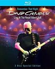 David Gilmour - Remember That Night - Live at the Royal Albert Hall (Blu-ray Disc, 2007, 2-Disc Set)