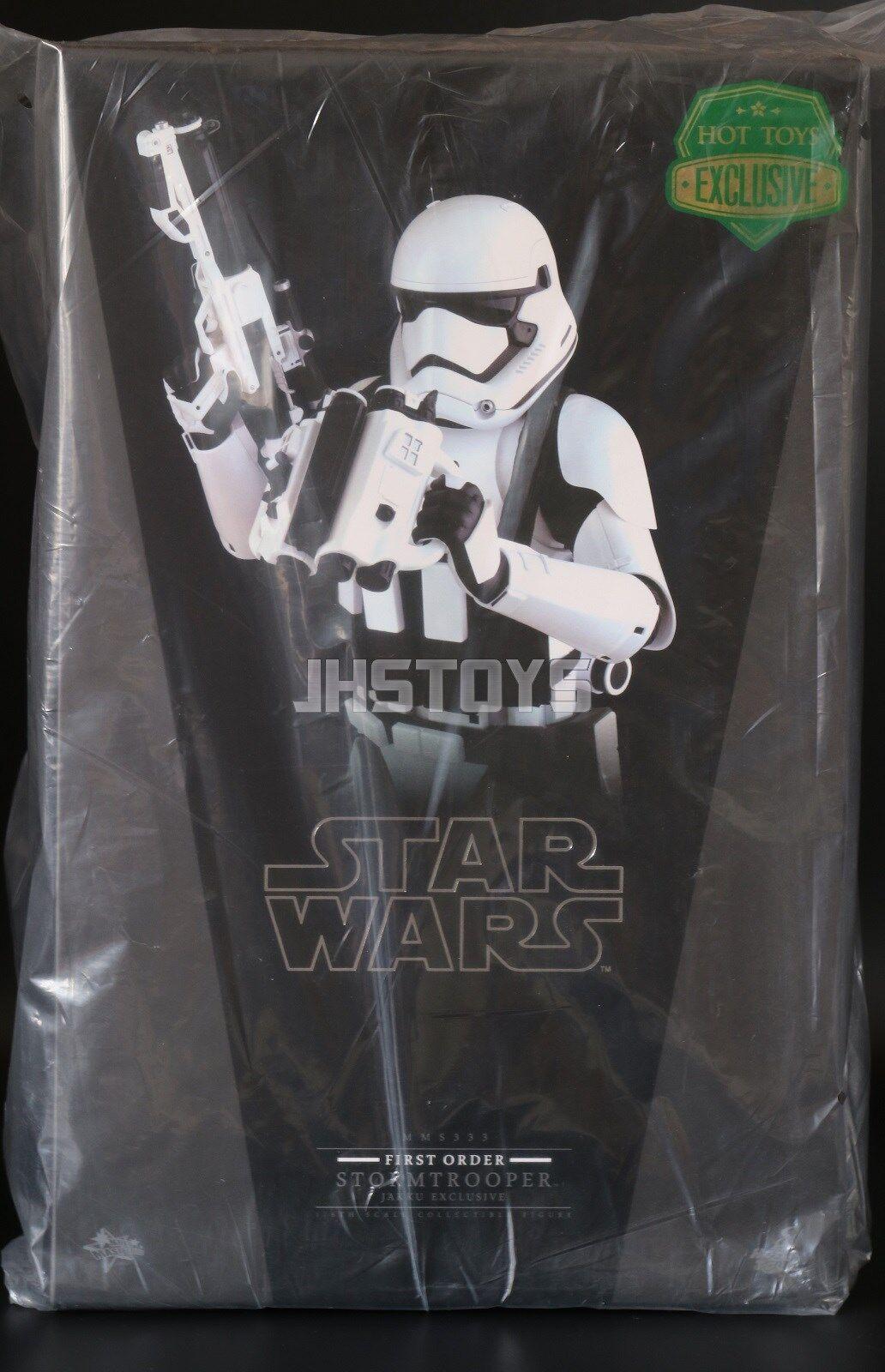 Hot Toys 1/6 Star Wars First Order Force Awakens Stormtrooper Jakku Ver. MMS333