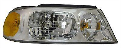 Lincoln Navigator 98-02 Right Passenger Side Rh Headlight Headlamp New