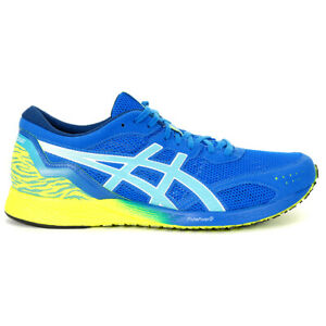 ASICS Men's Tartheredge Running Shoes Directory Blue/Ice Mint 1011A544.400 NEW