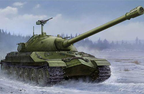 Trumpeter 1 35 JS-7 Soviet Super Heavy Tank