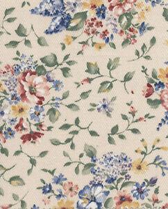 Longaberger-Spring-Floral-Large-Canister-Liner-NIP