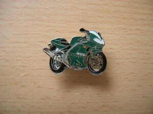 Pin-039-s-Broche-Triumph-Daytona-955-I-Centennial-Edition-Modele-2002-Vert-Art-0846
