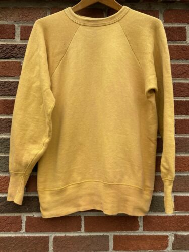 1950s 1960s Hanes Windshield Crewneck Sweatshirt X