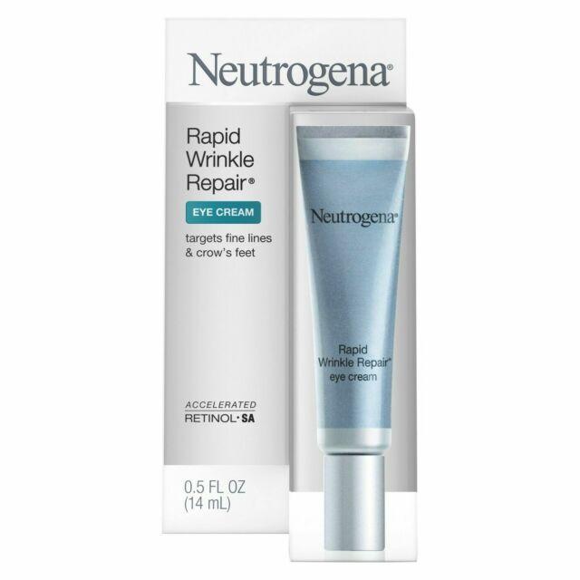 rapid wrinkle repair eye cream accelerated retinol