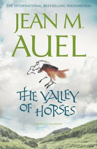 The Valley of Horses (Earths Children 2)-Jean M. Auel
