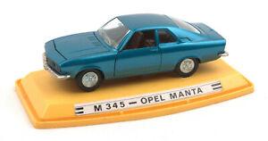 Auto-Pilen-Spain-1-43-Opel-Manta-M-345-BOXED