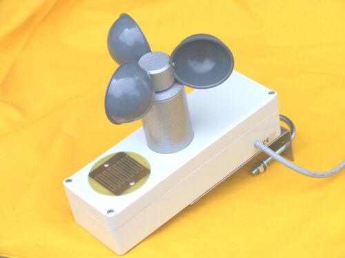 Markisensteuerung con 2 salidas windfühler sensor de lluvia 230vac B-Ware nuevo