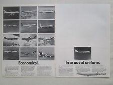 10/1977 PUB BOEING 747 CARGO 747-200F ATCA EL AL SABENA IRAN PAN AM JAL IRAQI AD