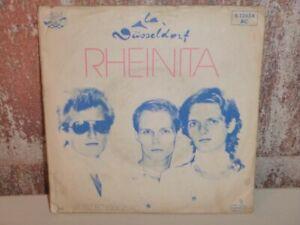 LA-DUSSELDORF-Rheinita-Viva-7-034-SINGLE-Vinyl-Platte-VG-STRAND-6-12454-AC