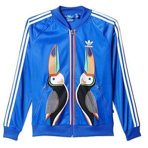 Adidas papagei jacket