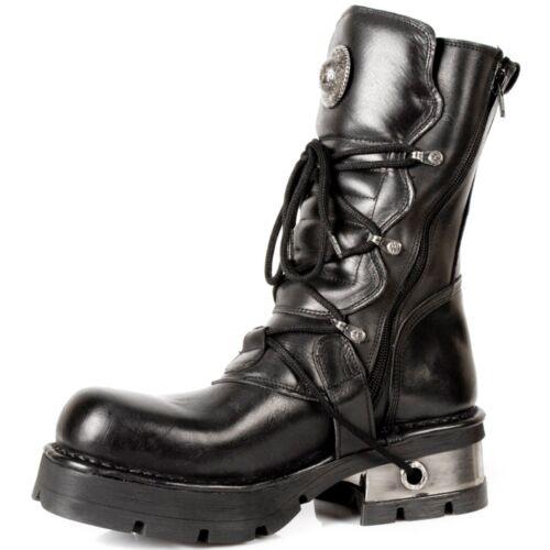 New Rock Boots Unisex NEWROCK NR M.373 S1 Black