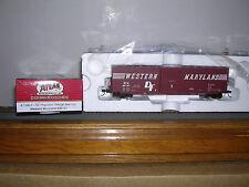 ATLAS #1336-2 Western Md. 50' S.D.Precision Design Box Car #35197  H.O.Gauge