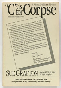 Sue-Grafton-034-C-034-Is-for-Corpse-SIGNED-UNCORRECTED-PROOF