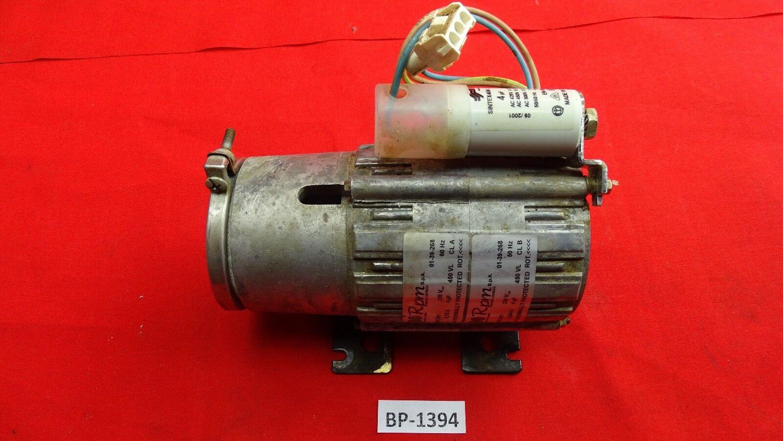 Original WMF Bistro 8100 Moteur Rpm C017301 Espresso Pompe