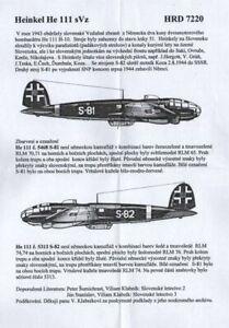 Hr-Model-Decals-1-72-Heinkel-He-111H-10-Eslovaquia-1943-1944-HRD7220