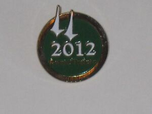 2012 CHURCHILL DOWNS OWNER/TRAINER METAL PIN