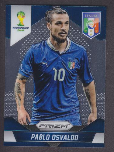 Panini Prizm World Cup 2014 Brazil-Base # 133 PABLO OSVALDO-Italie