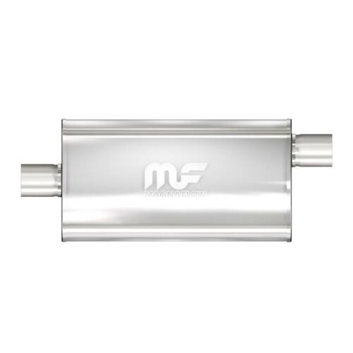 Muffler Mag SS 22X5X11 2.5 O//C 12586 Magnaflow