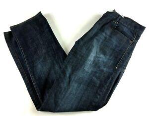 Buckler Para Hombre Azul Denim Jeans Pantalones Talla 34 Ebay